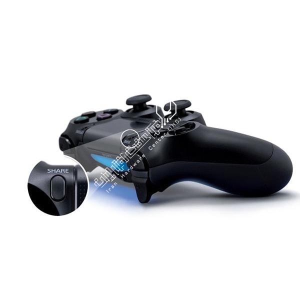 ضبط بازی در PS4