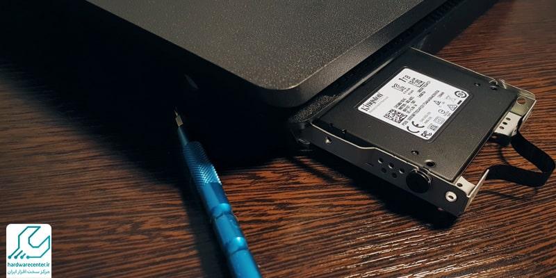 نصب SSD روی PS4
